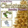 6 Fun and Free Christmas Jewelry Projects eBook