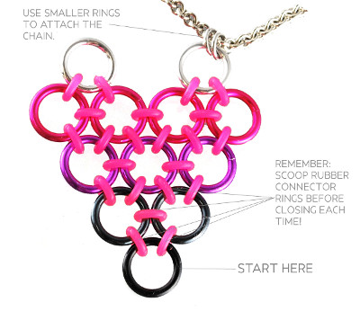 Chic Chained Together DIY Jewelry Projects 2