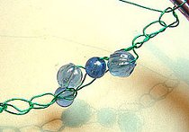 Crochet with Wire and Beads