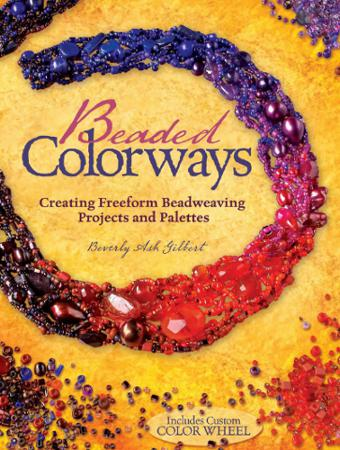 BeadedColorways Win a Copy of Beaded Colorways from AllFreeJewelryMaking!