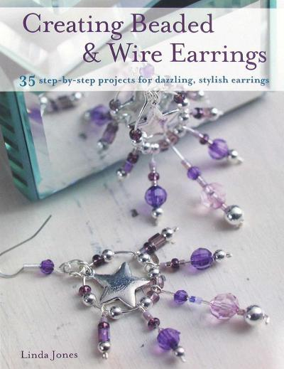 CreatingBeadedandWireEarrings AllFreeJewelryMaking Giveaway: Creating Beaded & Wire Earrings
