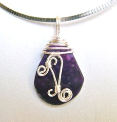 Purple Passion Pendant