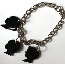 SilhouetteBracelet 20 Mothers Day Jewelry Gifts