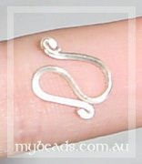 Easy Wire S Clasp