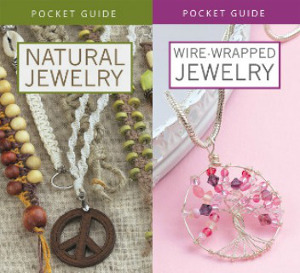 Wire Wrapped and Natural Jewelry Pocket Guides Giveaway